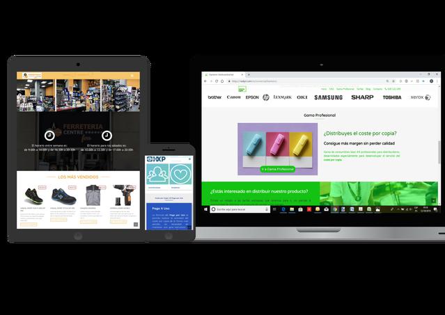 Diseño web Vila-real